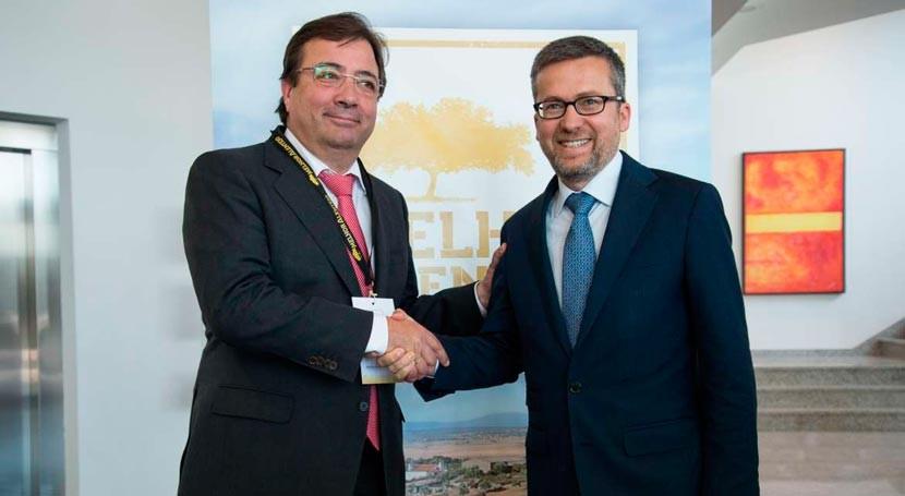 Extremadura y Alentejo, unidos apuesta economía verde y circular