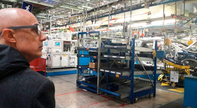 Gobierno valenciano respalda política 'Landfill=0' factoría Ford Almussafes