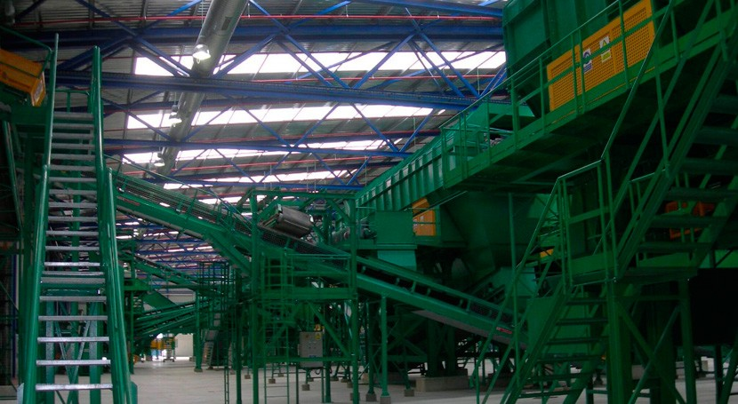 FCC invertirá 12 millones euros renovación maquinaria planta Campello