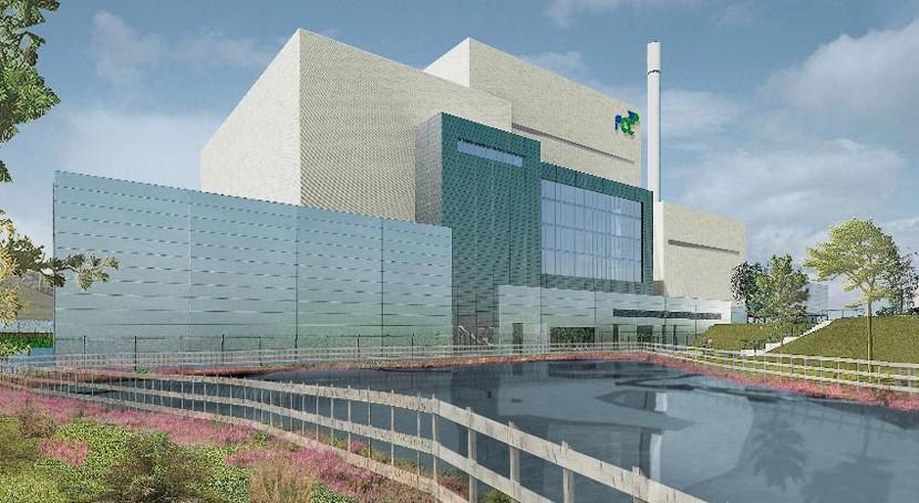 FCC Medio Ambiente desarrollará planta Energía partir residuos Drumgray, Escocia