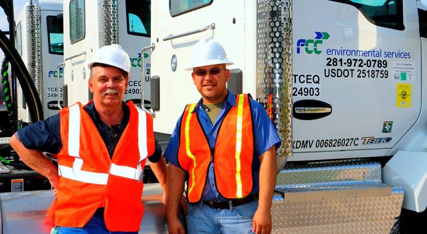 FCC Environmental Services, adjudicataria dos nuevos contratos EE.UU.