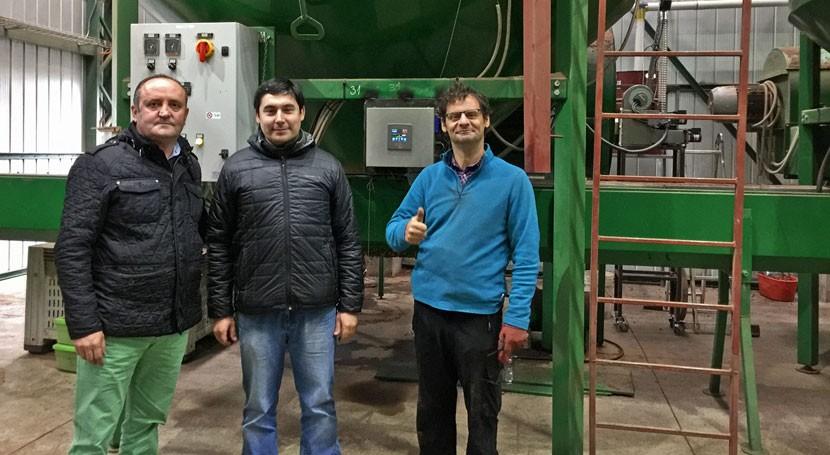 Ferrero Rocher se apunta biomasa