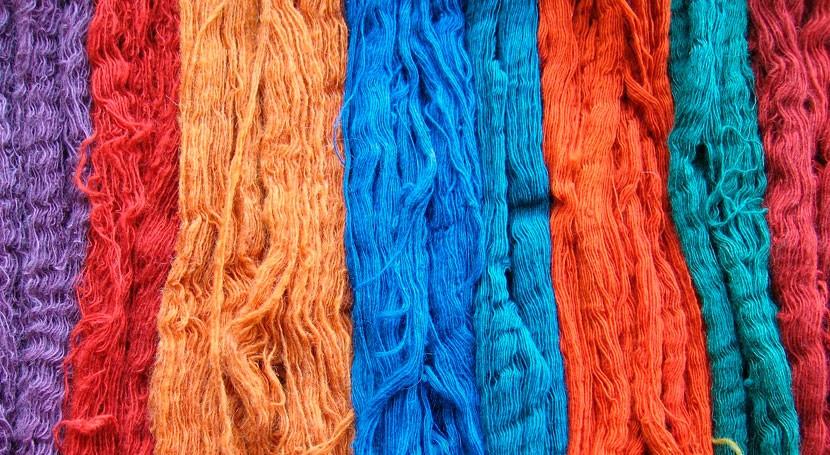 Fibras textiles: basura al armario