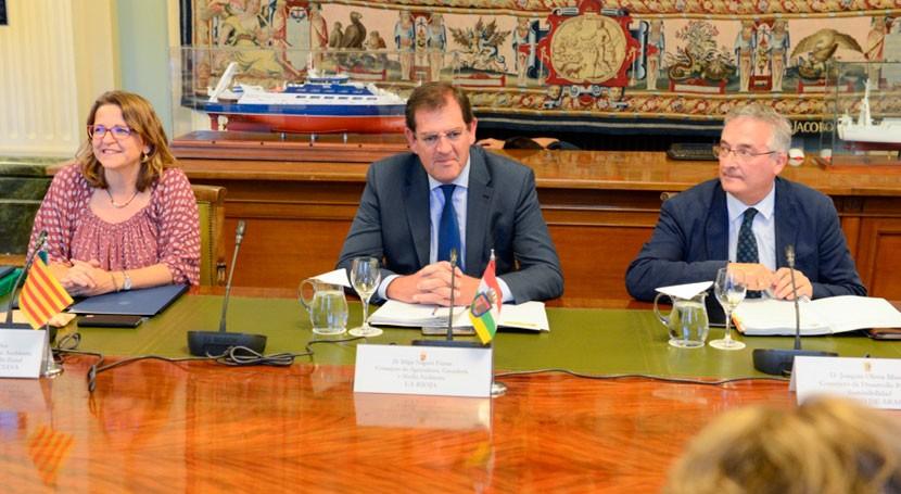 Aragón propone sustituir sistema transferencia fondos MAPAMA gestión residuos
