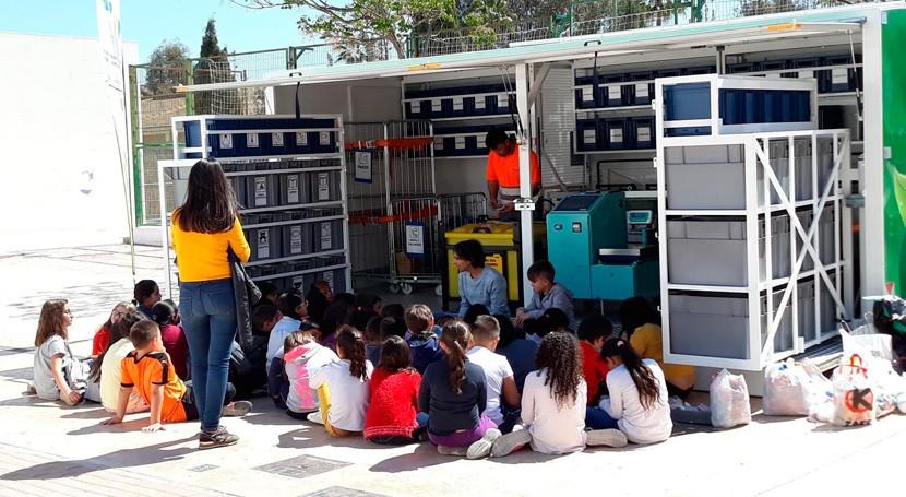 comarca Vega Baja aumenta recogida envases y papel y cartón