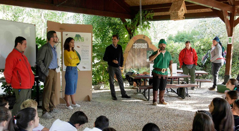 gymkana ambiental celebra FSC Friday
