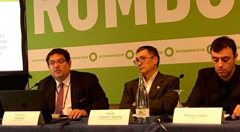 """Gambús: """" concepto 'ecodiseño' es caduco. Todos diseños deben ser sostenibles"""""""