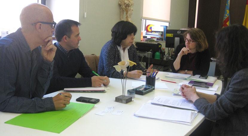 gestión envases agrarios, factor competitividad Comunitat Valenciana