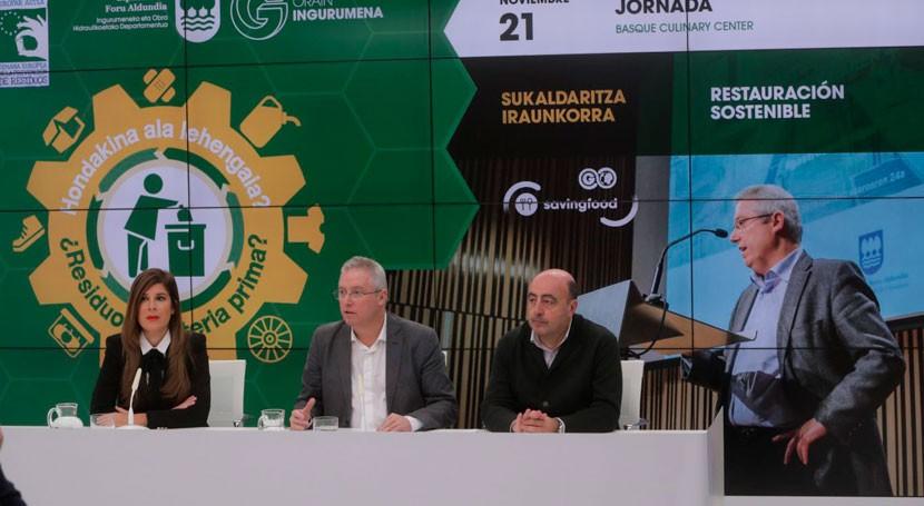 Gipuzkoa lanza reto avanzar economía circular