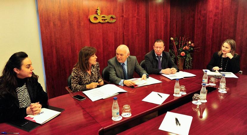 Gobierno gallego se compromete economía circular