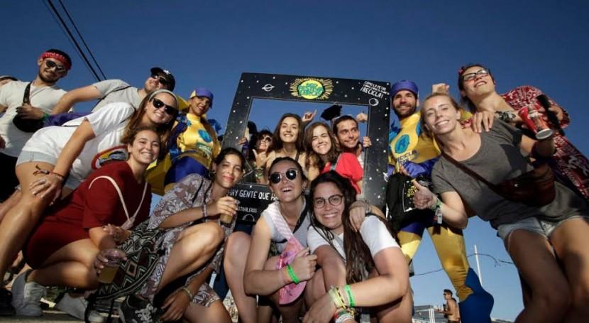 Guardianes Reciclaje Ecoembes fomentan reciclaje festivaleros Granada