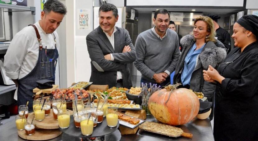 Asociación Hosteleros Coruña suma esfuerzos desperdicio alimentario