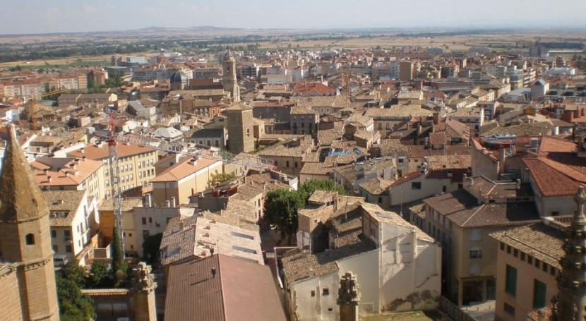 Huesca, escenario plan piloto recogida selectiva y compostaje residuos orgánicos