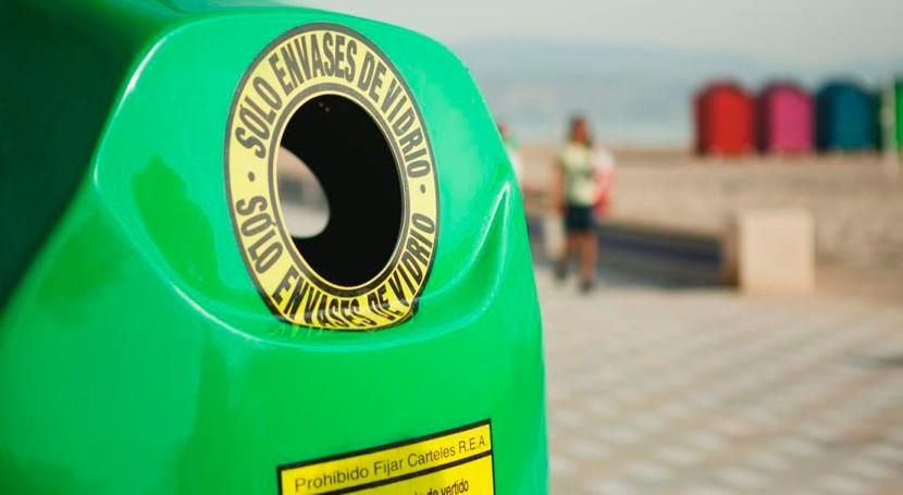 sociedad española consolida compromiso reciclaje envases vidrio