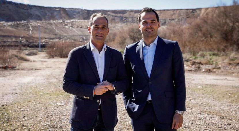 """I. Aguado: """"Si gobierno Madrid, acabaré nefasta gestión residuos PP región"""""""
