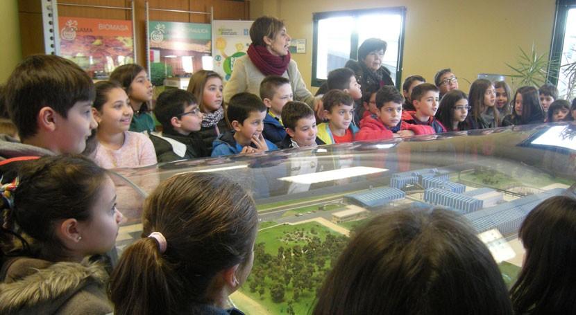 """""""Vamos cargar pilas Sogama"""", lema proyecto que desarrolla colegio gallego"""