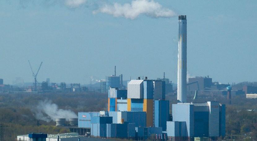 Publicadas normas emisión incineración residuos