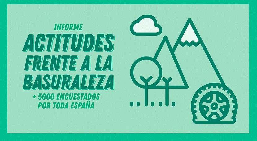 contaminación naturaleza preocupa 54 % españoles, informe LIBERA