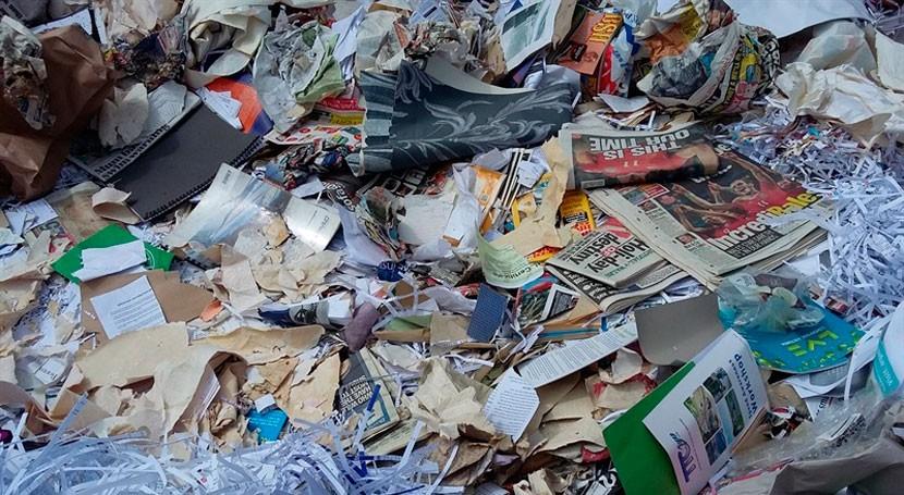 Barcelona acoge debate recogida selectiva papel reciclar Europa
