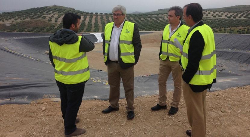planta tratamiento residuos Jaén-Sierra Sur mejora instalaciones