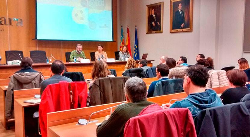 Declaración Envases y Planes Empresariales Prevención, debate Valencia