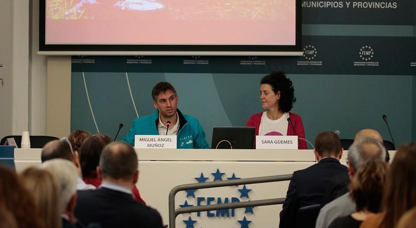 LIBERA y FEMP impulsan jornada concienciar Gobiernos Locales basuraleza