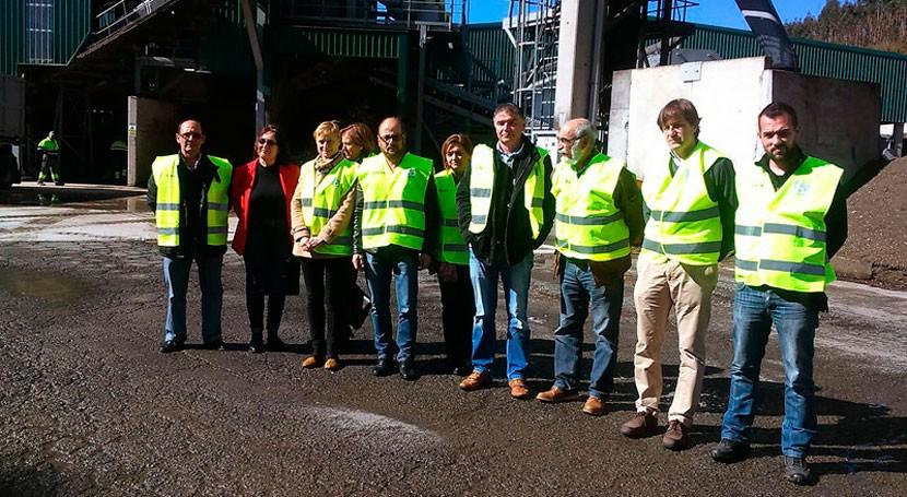 Ayuntamientos zona occidental Cantabria se forman gestión residuos domésticos