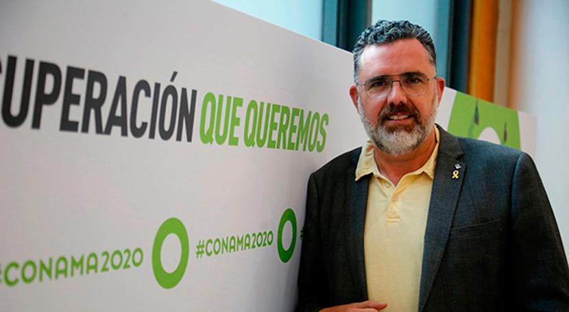 """Josep Maria Tost: """"Tirar residuos al vertedero es chollo"""""""