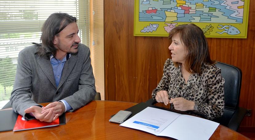 Xunta cierra ronda informativa economía circular jóvenes empresarios Coruña