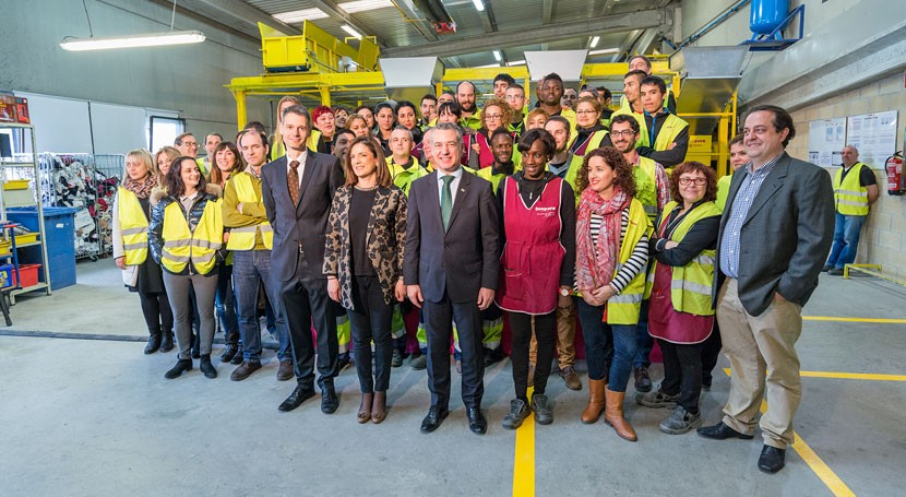 Koopera Reusing Center cumple 25 años