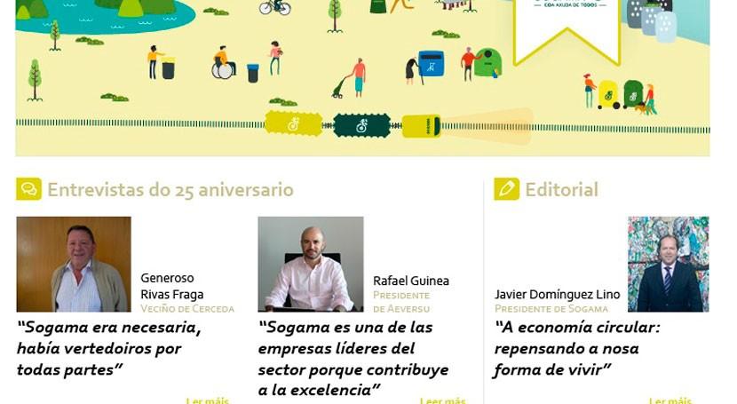 """"""" constancia Sogama es clave avanzar gestión sostenible residuos urbanos"""""""