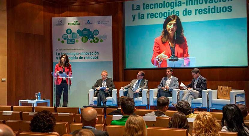 Tecnología e innovación, claves futuro gestión residuos