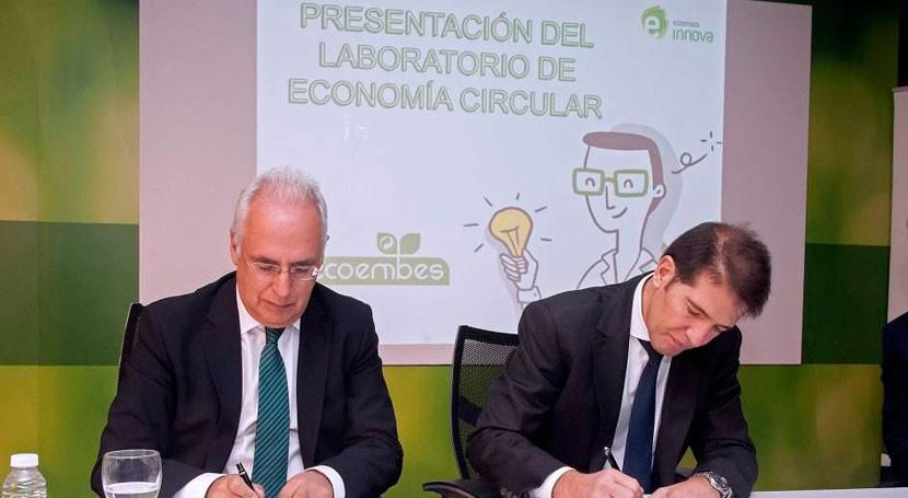 primer Laboratorio Economía Circular Europa se situará Logroño