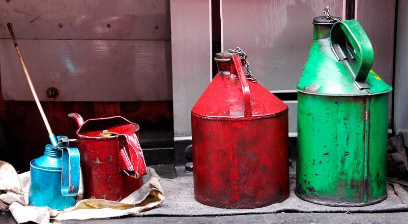 SIGAUS cierra 2018 141.300 toneladas aceites usados gestionados