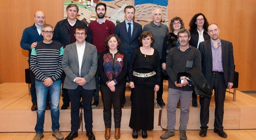 recogida materia orgánica centra acción Plan Residuos Navarra 2017