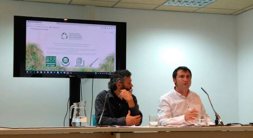 Baleares elabora primera Ley Residuos y Suelos Contaminados islas
