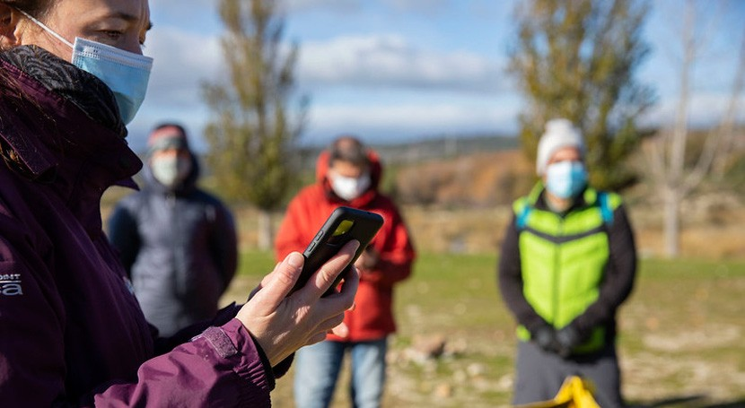 Proyecto LIBERA identifica 2020 casi 100.000 residuos abandonados naturaleza