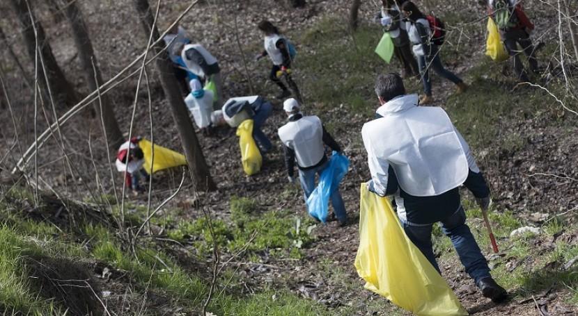 LIBERA analiza 16.699 residuos abandonados humedales continentales
