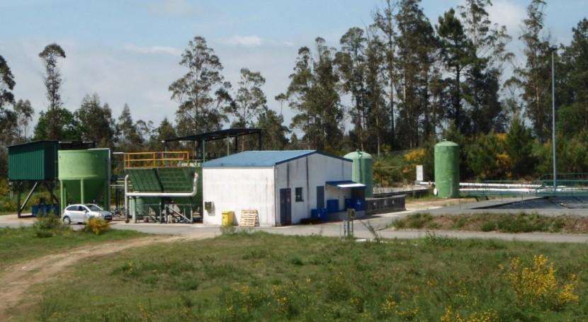 Sogama licita gestión integral depuradoras complejo 3,2 millones euros