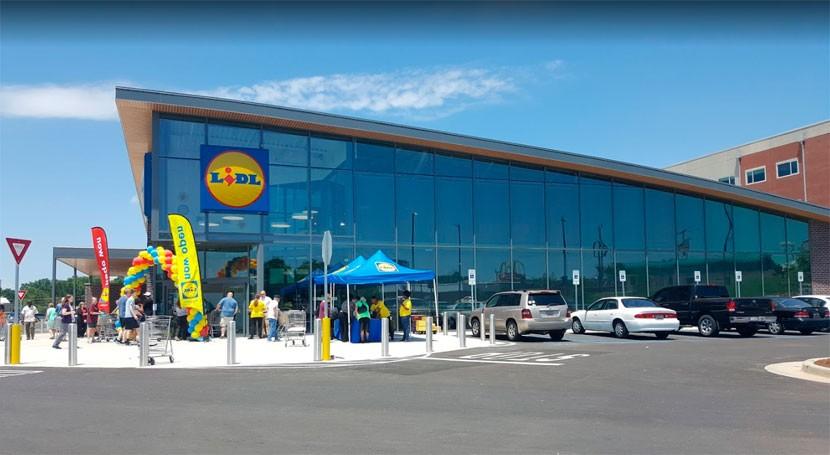 Lidl se convierte único supermercado España que ya ha eliminado bolsas plástico