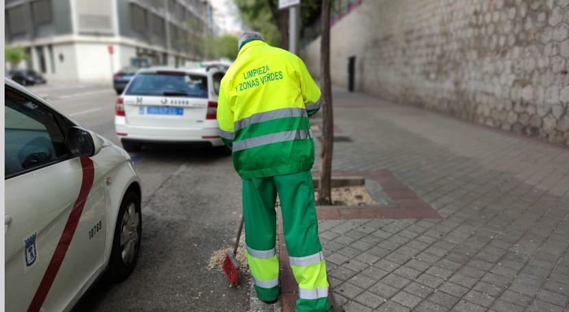 Madrid inicia consulta pública redactar nueva ordenanza limpieza y residuos