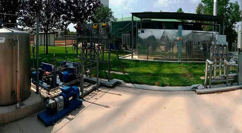 Eliminar compuestos químicos orgánicos presentes lodos EDAR ya es posible