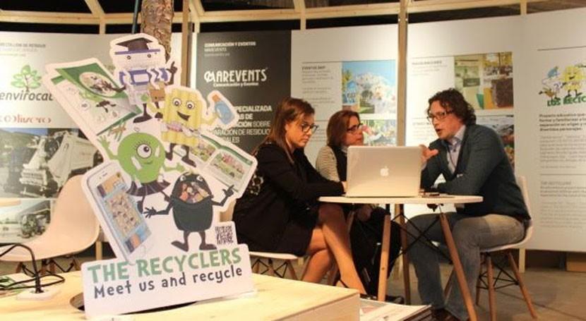"""Nace """" Recicladores"""", proyecto educativo global dirigido escolares 3 y 11 años"""