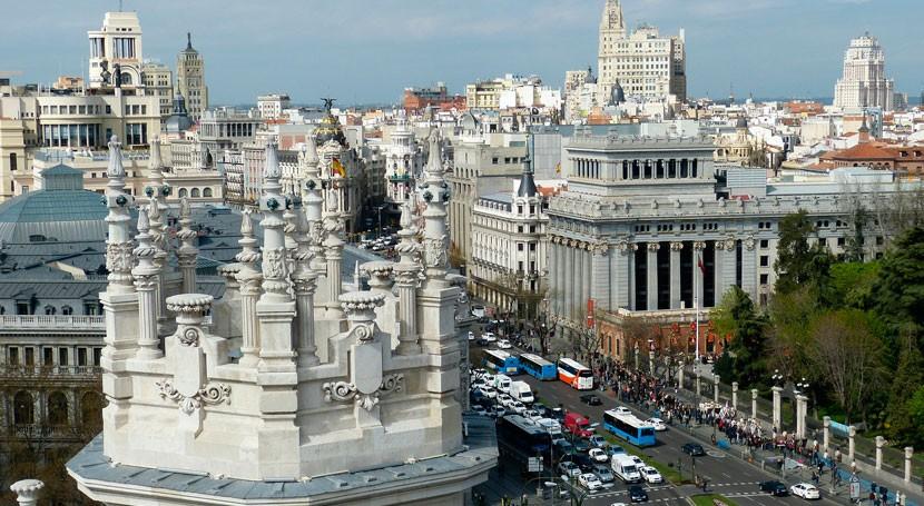 Así es nueva estrategia gestión residuos ciudad Madrid