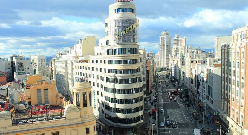 avisos relativos al servicio limpieza Madrid descienden 11% lo que va año