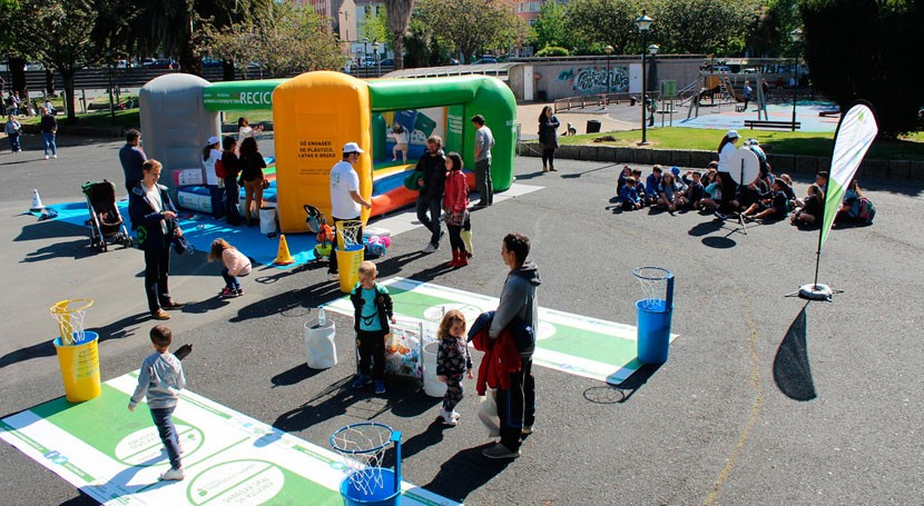 """campaña reciclaje """"Oportunidades Galicia"""" ya suma más 82.000 participantes"""