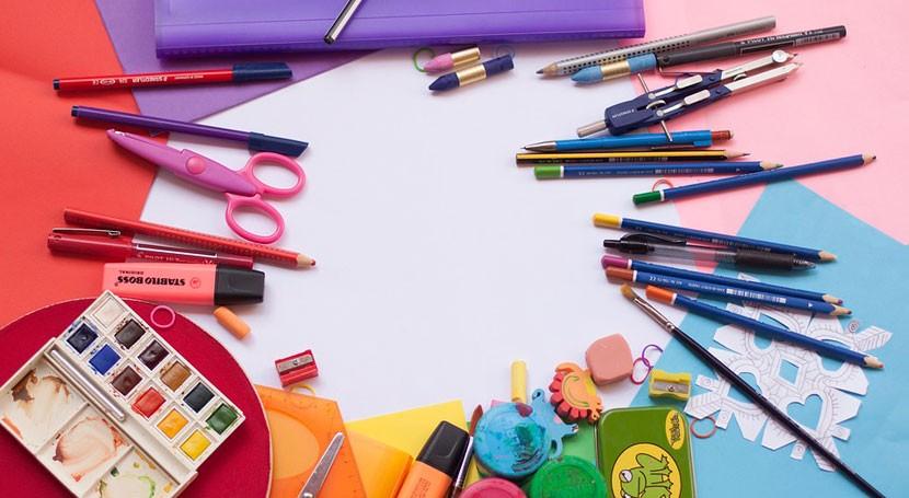 Alcalá apuesta reciclaje material escolar desuso y utilización sostenible