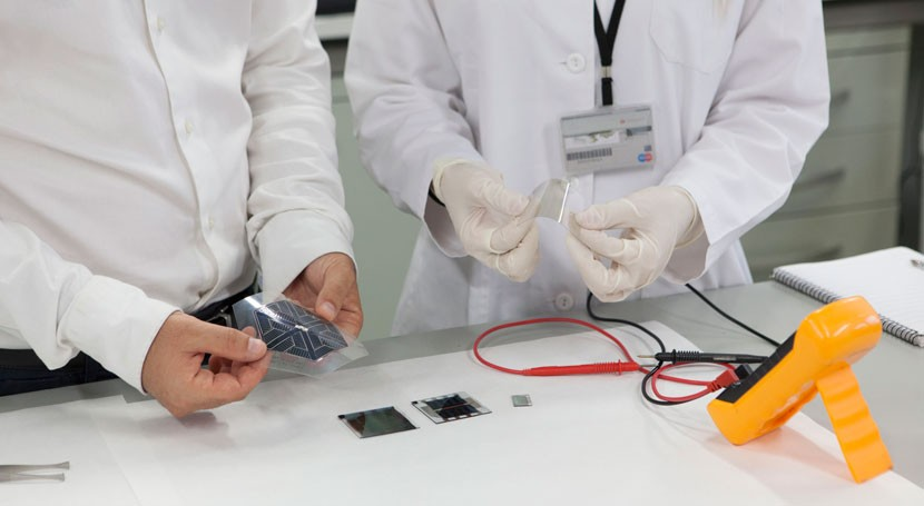 Nanotecnología diseñar materiales fotovoltaicos menos tóxicos