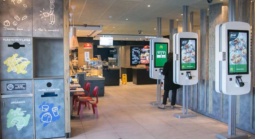 2025, envases McDonald's provendrán fuentes renovables, recicladas o certificadas