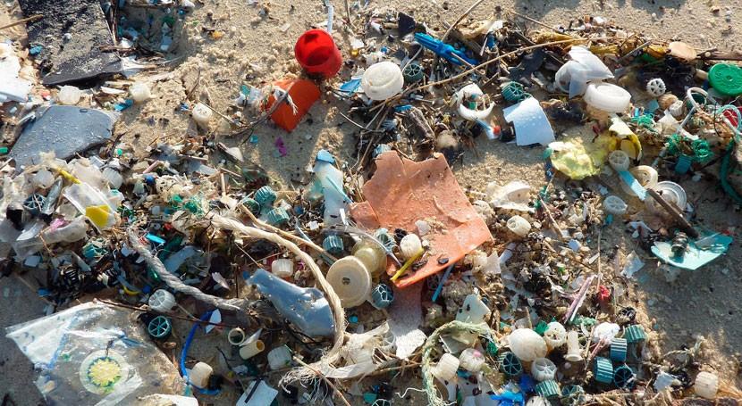 """Mediterráneo está peligro convertirse """"trampa plástico"""""""